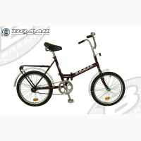 Велосипед «ВОДАН» складной, на колесах 20 дюймов