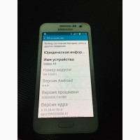 Продам Samsung A300H/DS Galaxy A3 White