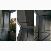 Реконструкция и комплексный ремонт балконов – Комфорт Балкон