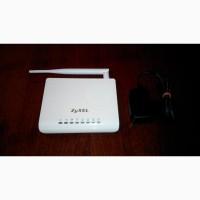 Wi-Fi роутер Zyxel Keenetic Lite 150 Мбит/с
