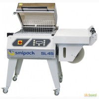 SL45 SmiPack машина для упаковки в термоусадочную пленку камерного типа