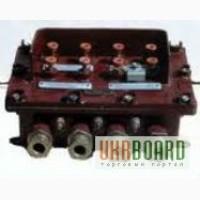Блок управления взрывобезопасный БУВ-4.1М, шахтная автоматика, приборы шахтной автоматики
