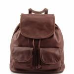 Продается модный женский брэндовый кожаный рюкзак от Tuscany Leather, мягкая кожа