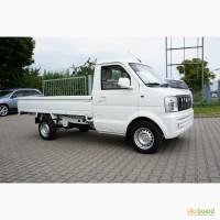 Развозной грузовик DFSK V21