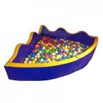Бассейн для детей+с шариками