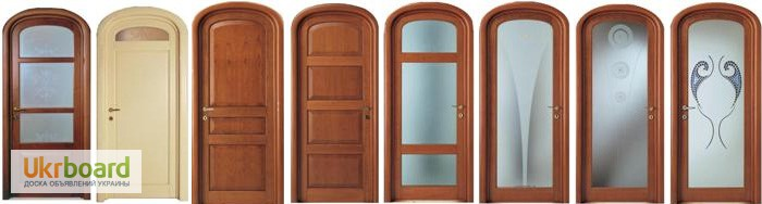 Двери Рада - Ульяновские двери - Натуральный шпон