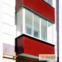 Остекление балкона, социк, муравейник
