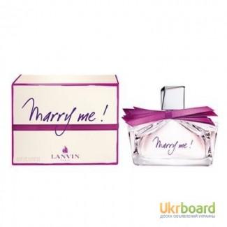 Lanvin Marry Me парфюмированная вода 75 ml. (Ланвин Мери Ми)