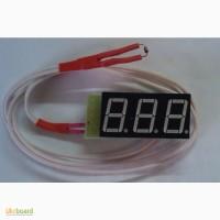 Термометр TК, до +250 С, выносной, датчик, точность 1 градус, градусник, измеритель