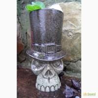 Тiki бокал «Mysterious skull» - изготовление, Киев