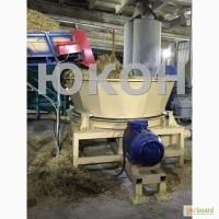 Соломорезка, измельчитель сена и соломы, биомассы от 1, 5 т/час