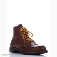 Брендовые зимние ботинки Portugal Кожа/Мех Португалия