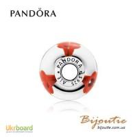 Оригинал PANDORA шарм 8213; дикие цветы 791636