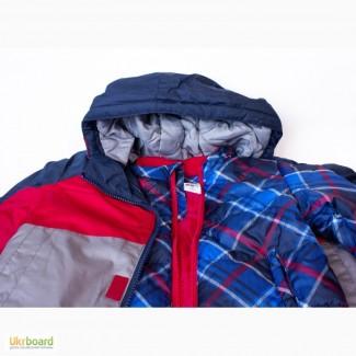 Куртка детская Healthtex 3 в 1 утепленная с капюшоном на три сезона