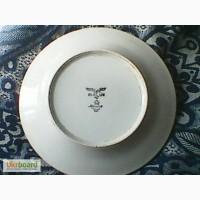 Продам посуда антиквариат тарелка кирамика