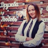 Ведущая развлекательных и деловых событий - Инна Кушнир