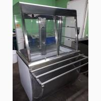 Кондитерская витрина напольная ПВХ-700. НОВАЯ