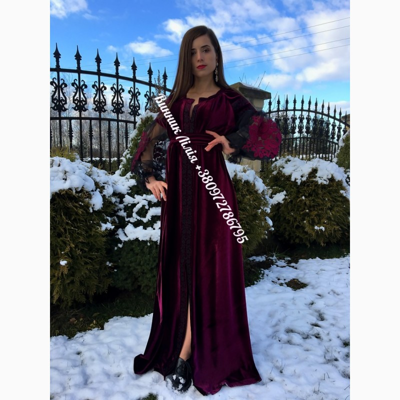 Продам вишите плаття у стилі Бохо 1a322cff8c842