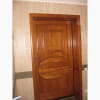 Деревянные двери. Кривой Рог