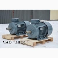 Электродвигатель асинхронный общепромышленный АИР 112МВ8 3 кВт/750 об/мин. лапы