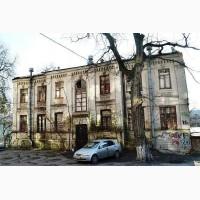 Здание, Киев в Шевченковском районе