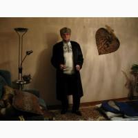 Продам меховое пальто /шуба/ мужское размер 52