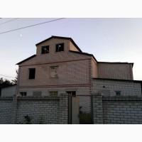 Продам дом-недострой в Малой Даниловке