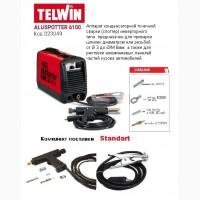 Telwin ALUSPOTTER 6100 Аппарат конденсаторной сварки - споттер для рихтовки алюминия 3-6мм