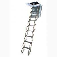 Металлическая чердачная лестница LST (FAKRO)120*70