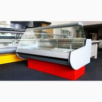 Вітрина холодильна SIENA 1, 1-2, 0 ВС довжиною 2 метра