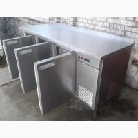 Холодильный стол 2 м. б/у, Стол холодильный б/у