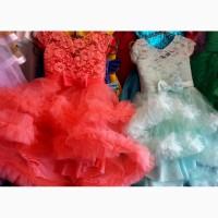 Детское нарядное платье Облако на выпускной девочкам 5-7 лет опт и розница