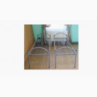 Кровать металлическая, спинка метал ЕКП 190*70
