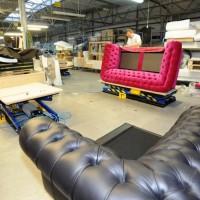 Работа для парней на фабрике матрасов и диванов в Польше