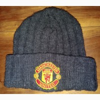 Детская зимняя шапка FC Manchester United