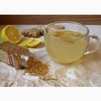 Желтый чай хельбы (пажитник) из Египта в Киеве