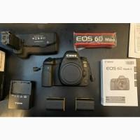 Canon EOS 6D Mark II Корпус цифрової дзеркальної камери 26, 2 Мп повнокадровий