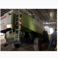 Продається зернозбиральний комбайн Claas Lexion 480 + Claas Lexion vario 7.5