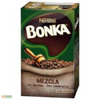 Кофе молотый, смешанный Caf233 Molido Mezcla 70 Natural, 30 Torrefacto, Bonka