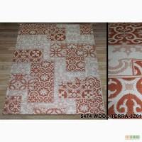 Безворсовые ковры на натуральной льняной основе Cottage 2