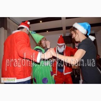 Дед Мороз на корпоратив! Новогодние праздники и вечеринки для взрослых