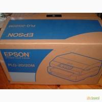 Продам новый матричный принтер EPSON PLQ-20