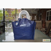 Furla ink blue jucca shopper , оригинал