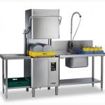 Профессиональные посудомоечные машины фронтальные, купольные, конвеерные, котломоечные
