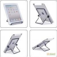 Металлическая складная подставка для планшетов 7-10 и Ipad