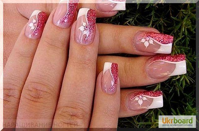 Самые красивый дизайн ногтей