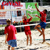 Сетка волейбольная (для пляжного волейбола)