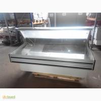 Холодильная витрина 2м. гастрономическая витрина б/у
