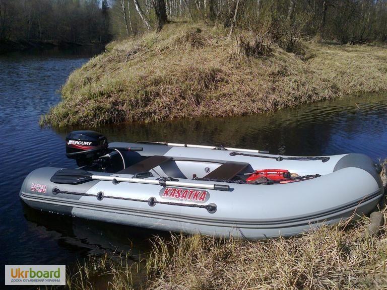 лодка касатка 335 официальный сайт