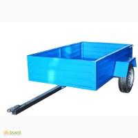 Продам прицеп к мототрактору (2, 1х1, 2 м) под жигулевскую ступицу